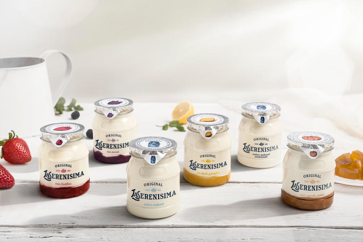 Nuevo envase en PET para yogur, de Danone en Argentina