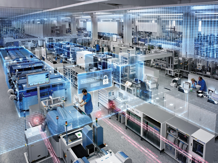 La planta de Siemens para controles industriales en Amberg, Alemania, es considerada la de mayor tecnología de punta de la firma en todo el mundo.