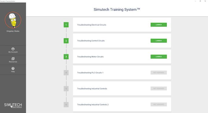 El lanzamiento de Simutech Training System ha despertado un gran interés en la industria manufacturera.