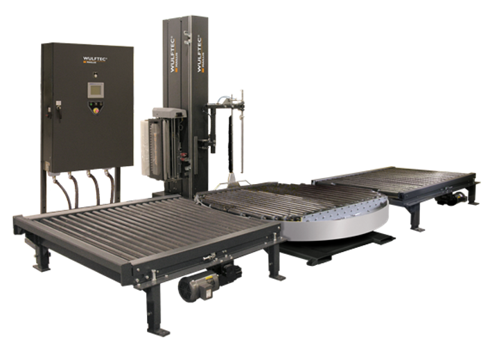 Wulftec International ha diseñado y fabricado, por 25 años, enfardadoras y flejadoras de última tecnología.