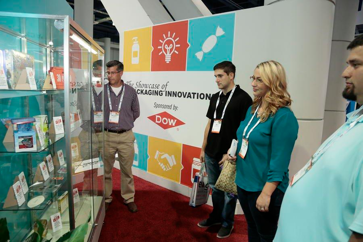 The Showcase of Packaging Innovations®, patrocinada por The Dow Chemical Company, regresa a PACK EXPO Las Vegas.