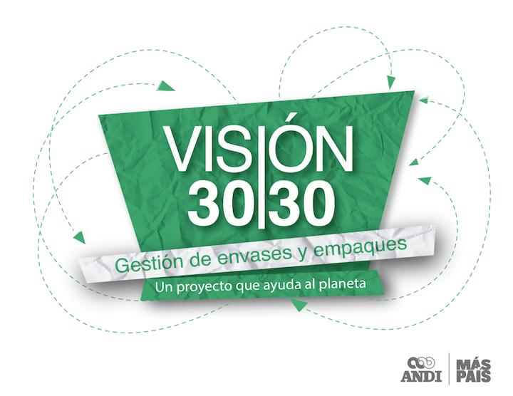 Visión 30/30 espera además sumar a la iniciativa a más empresas y contar al final del año 2030 con un número de entre 3.000 y 4.000 mil participantes, articular un amplio grupo de recicladores y tener una presencia nacional que cubra la casi totalidad de los departamentos del país.