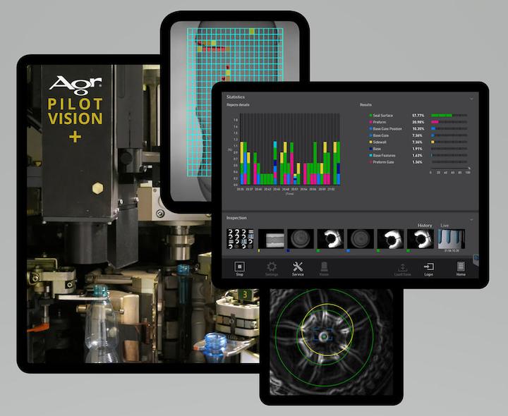 Sistema Pilot Vision+ de Agr International