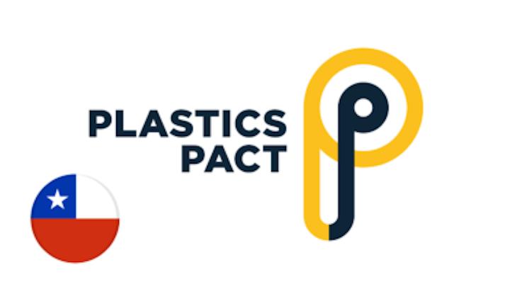 Chile se convierte en el primer país latinoamericano en formar parte del Plastics Pact. Imagen cortesía de la Ellen MacArthur Foundation.