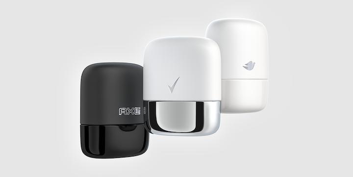 Los desodorantes Dove, Rexona y Axe, que llegan anualmente a más de mil millones de personas en todo el mundo, se probarán con una barra reenvasable llamada minim™.