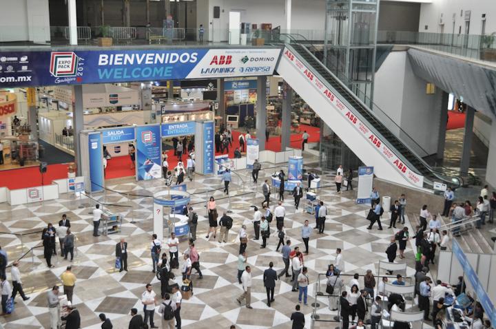 EXPO PACK Guadalajara 2019 reunirá más de 800 proveedores de soluciones tecnológicas para envasado y procesamiento.