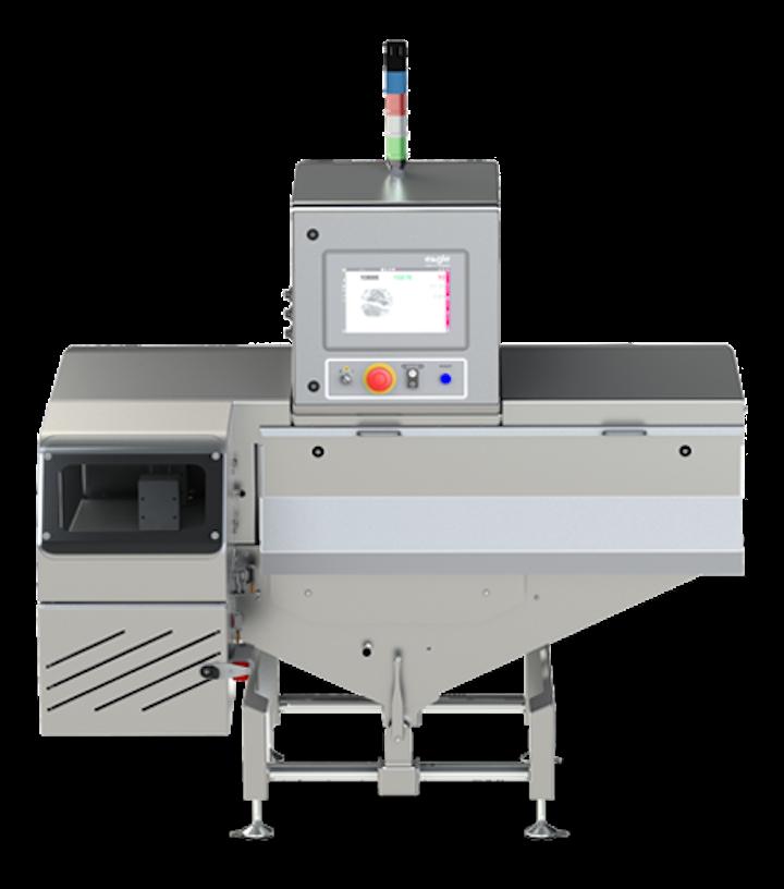 Sistemas de Rayos-X para inspección de productos lácteos