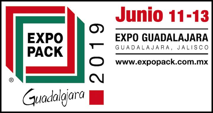 EXPO PACK Guadalajara 2019 será la más grande edición hasta la fecha.