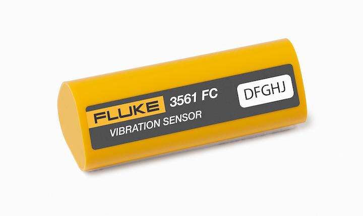 Sensor de vibración 3561 de Fluke