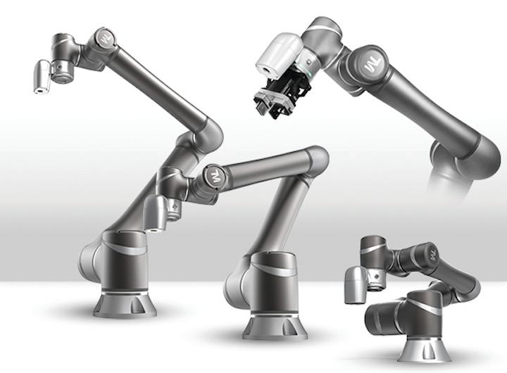 La firma taiwanesa Techman Robot, a través de IAS Automation, presentará en la feria EXPO PACK Guadalajara 2019 sus robots colaborativos (cobots) con sistema de visión integrado.