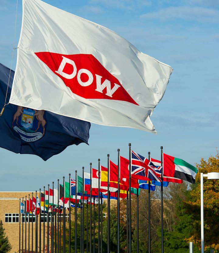 Dow está implementando medidas globales que comprenden la reusabilidad de los plásticos.