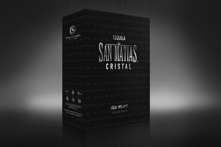 El primer producto en integrar cambios fue el tequila San Matías Cristal, en cuyo empaque se suprimió una ventana del empaque original, que permitía ver el producto. Ahora, la botella se empaca en una caja completamente cerrada de menor tamaño y con un material de mayor grosor.