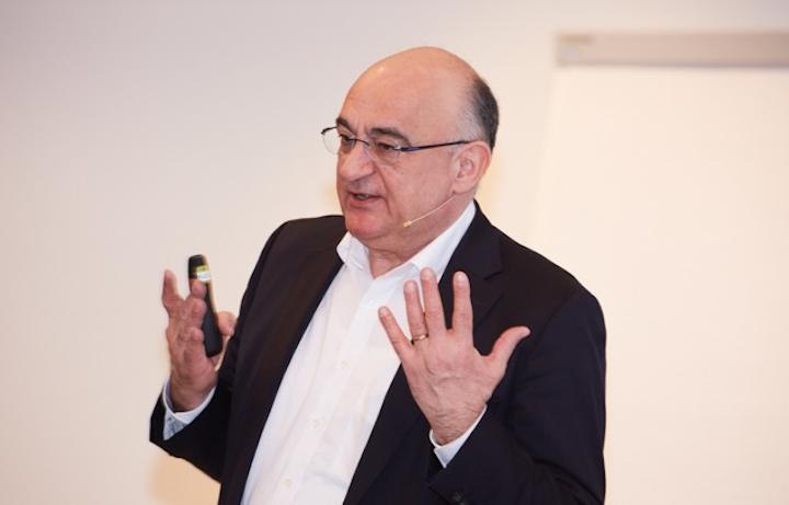 Dr. Robert Bauer, presidente de la junta directiva de Sick.