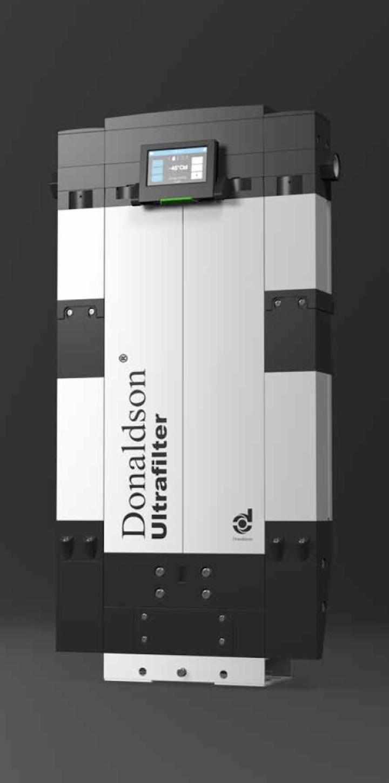 El nuevo secador funciona con un desecante que brinda alta capacidad de adsorción y una gran capacidad de regeneración.