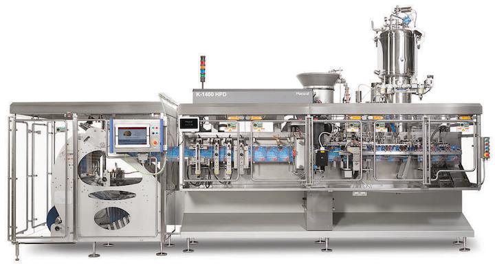 La máquina 180 FE hf / f / s de Mespack se instalará en Pack Studio de Dow, en Freeport, durante el primer trimestre de 2020.