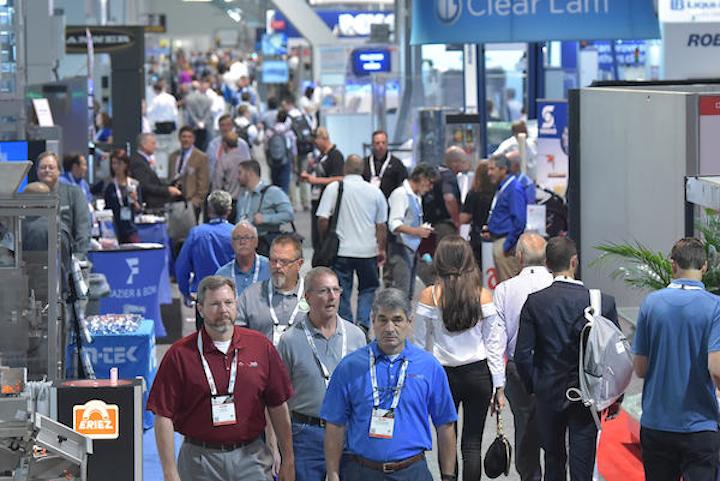 El gran tamaño de PACK EXPO Las Vegas y Healthcare Packaging EXPO reflejan el crecimiento de la industria