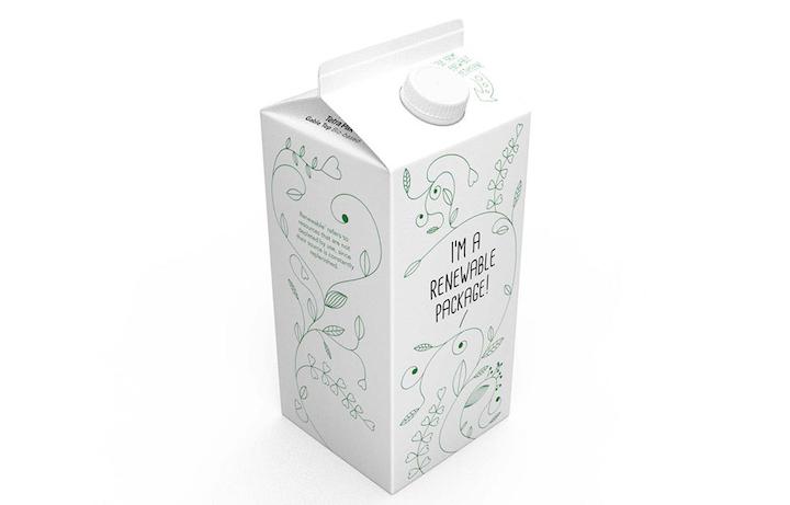 Envases de bioplásticos de origen sustentable
