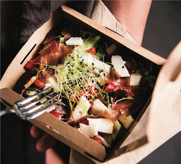 Los fabricantes de alimentos buscan reducir, reciclar y reutilizar