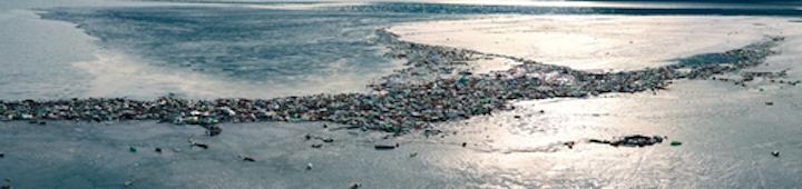 Según una investigación del Centro Helmholtz de Investigación Ambiental, solo 10 sistemas fluviales, ocho en Asia y dos en África, transportan el 90% del plástico que termina en el océano.