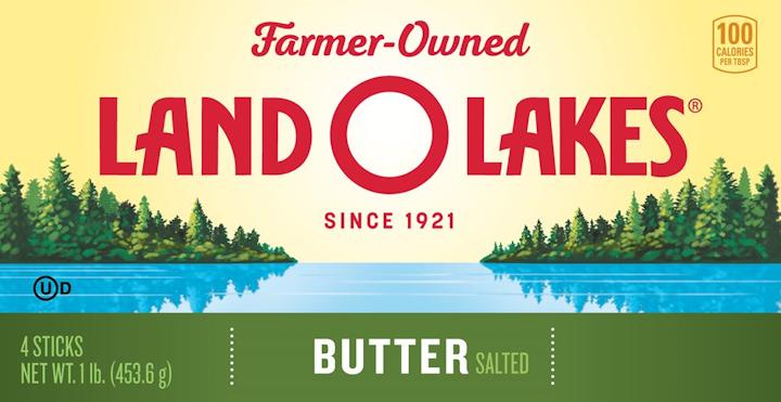 En el caso de la desaparecida señorita nativa americana. Lo que Land O 'Lakes no dijo sobre sus esfuerzos de cambio de marca … terminó diciendo mucho.