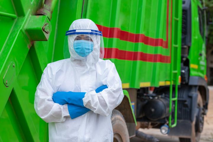 Con la pandemia, la cantidad de plástico y envases de un solo uso está creciendo, y si el consumidor no los elimina adecuadamente, se dirigirán al vertedero.