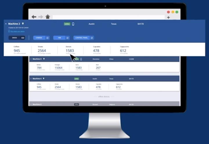M2Web es un servicio estándar gratuito de Talk2M que proporciona acceso móvil seguro basado en navegador a HMI remota, servidor web, PC y paneles. Fuente: Ewon por HMS Networks