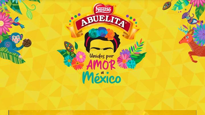 Chocolate Abuelita Nestlé México