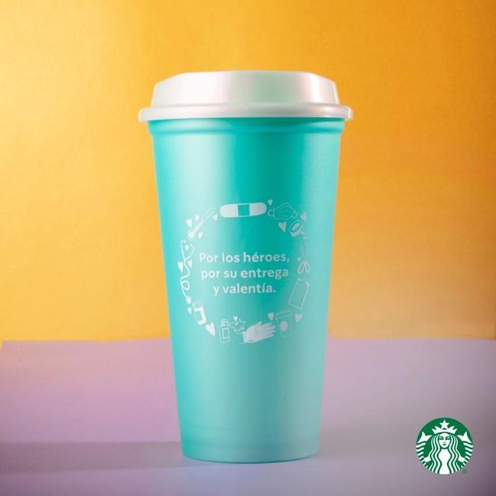 Foto cortesía Starbucks México