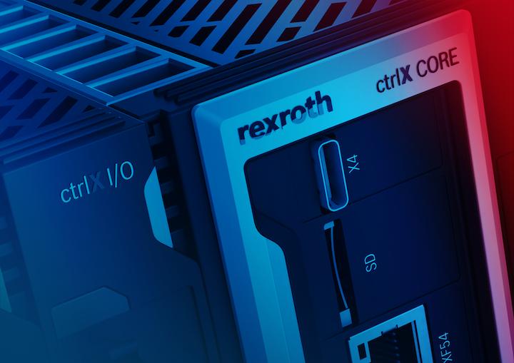 La plataforma ctrlX AUTOMATION de Bosch Rexroth Corporation presenta una arquitectura de software abierta, elección libre de lenguaje de programación y tecnología de aplicaciones.