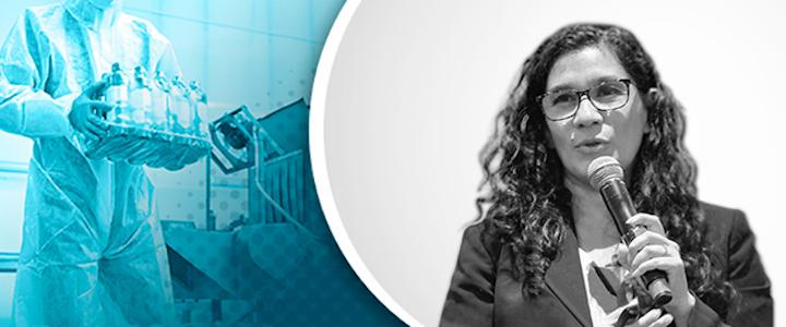 Dra. Nydia Suppen, una de las autoridades internacionales más importantes en Análisis de Ciclo de Vida y Diseño Sustentable, será la conferencista en webinar de EXPO PACK y Mundo PMMI, el próximo 18 de noviembre, a las 10.00 am CT.