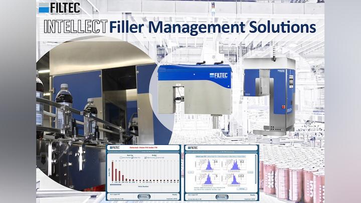 Soluciones de inspección en la gestión de llenado, INTELLECT.