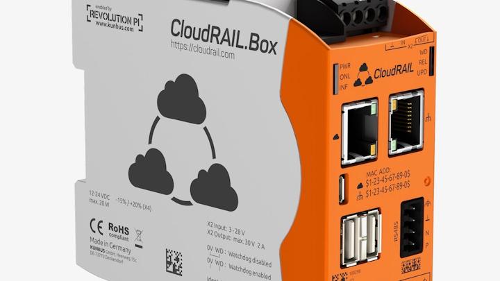 Las características de CloudRail.Box permiten conexiones directas de sensor a la nube.