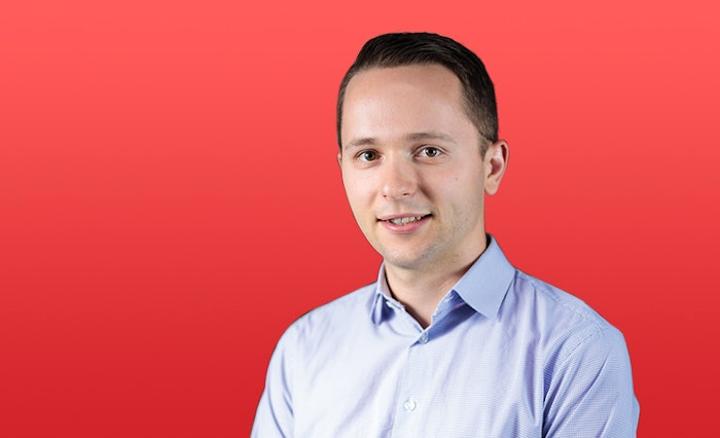 Matt Pyke, consultor senior de Nukon, una marca del Grupo SAGE.