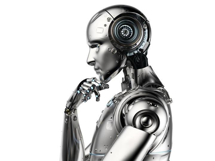 El futuro de la IA incluye robots cognitivos semánticamente alerta.